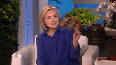 Hillary Clinton talks Monica Lewinsky