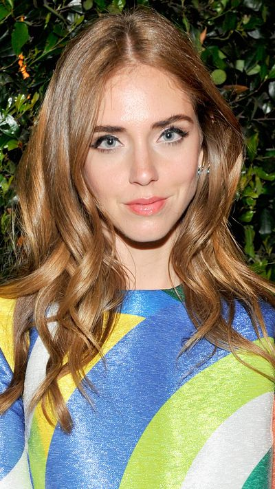 Chiara Ferragni: The strong brow