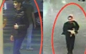 CCTV images released of 'Istanbul bombers'