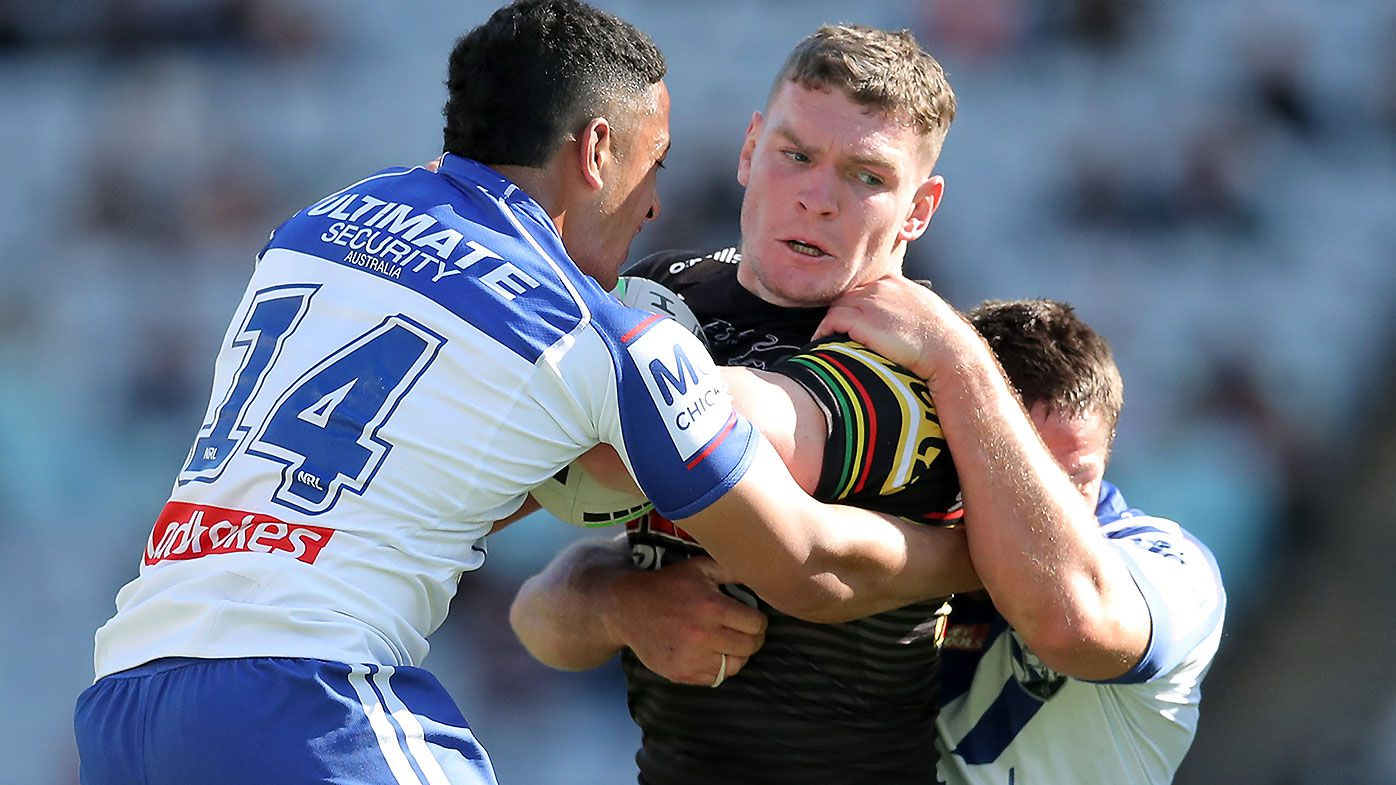 The Mole: Penrith star Liam Martin vows to reverse 'average' form in NRL decider