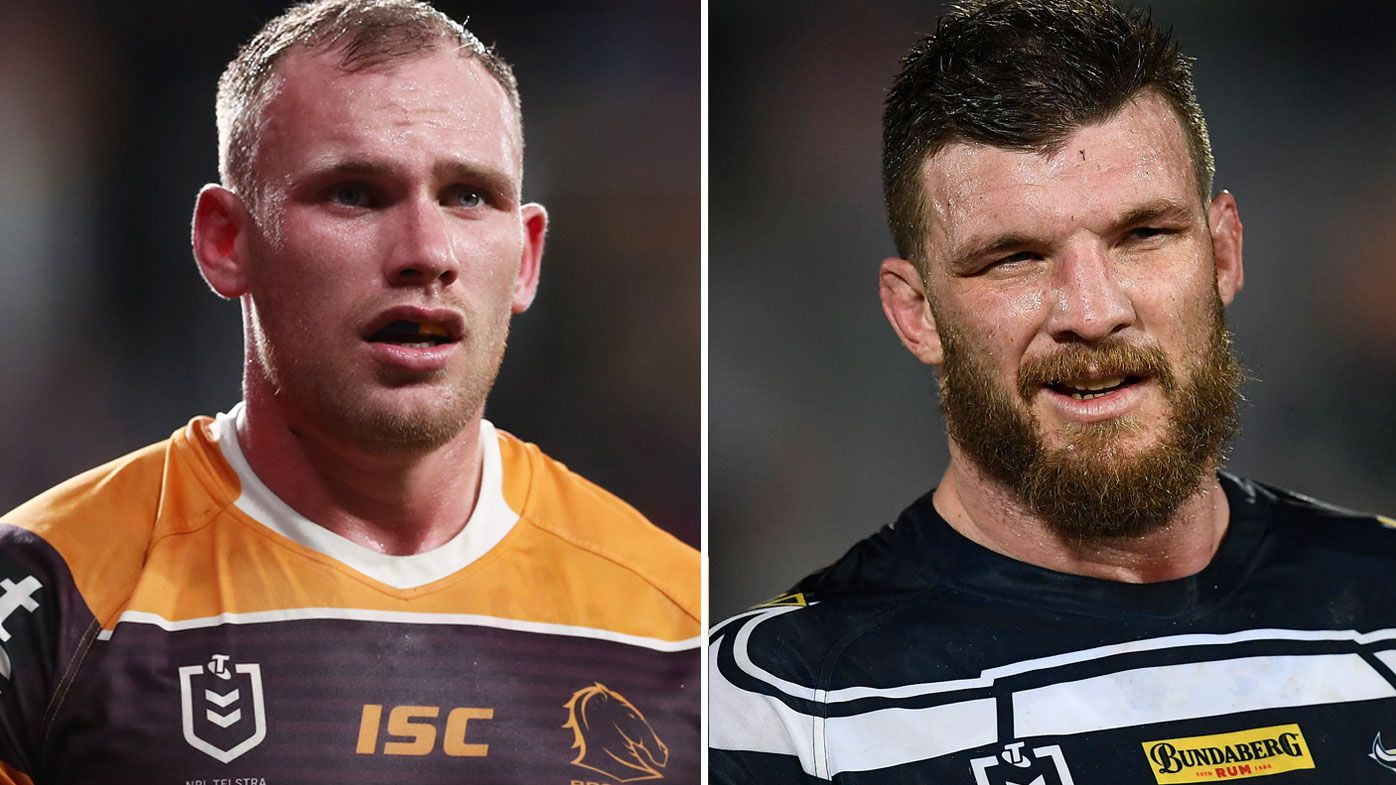 'They should have punched on': Paul Gallen slams 'embarrassing' Matt Lodge Josh McGuire niggling