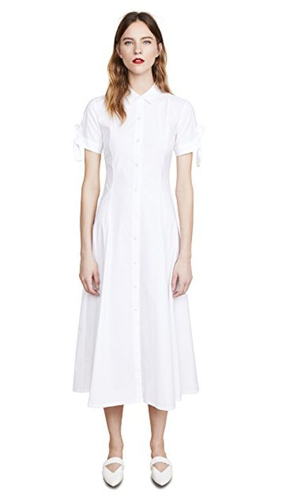 "<a href=""https://www.shopbop.com/tie-sleeve-shirt-dress-theory/vp/v=1/1549590624.htm?fm=search-viewall-shopbysize&amp;os=false"" target=""_blank"" draggable=""false"">Theory Tie Sleeve Shirtdress in White, $523.34</a>"