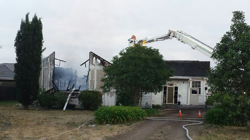 Geelong police investigate suspicious dual church fires at Norlane