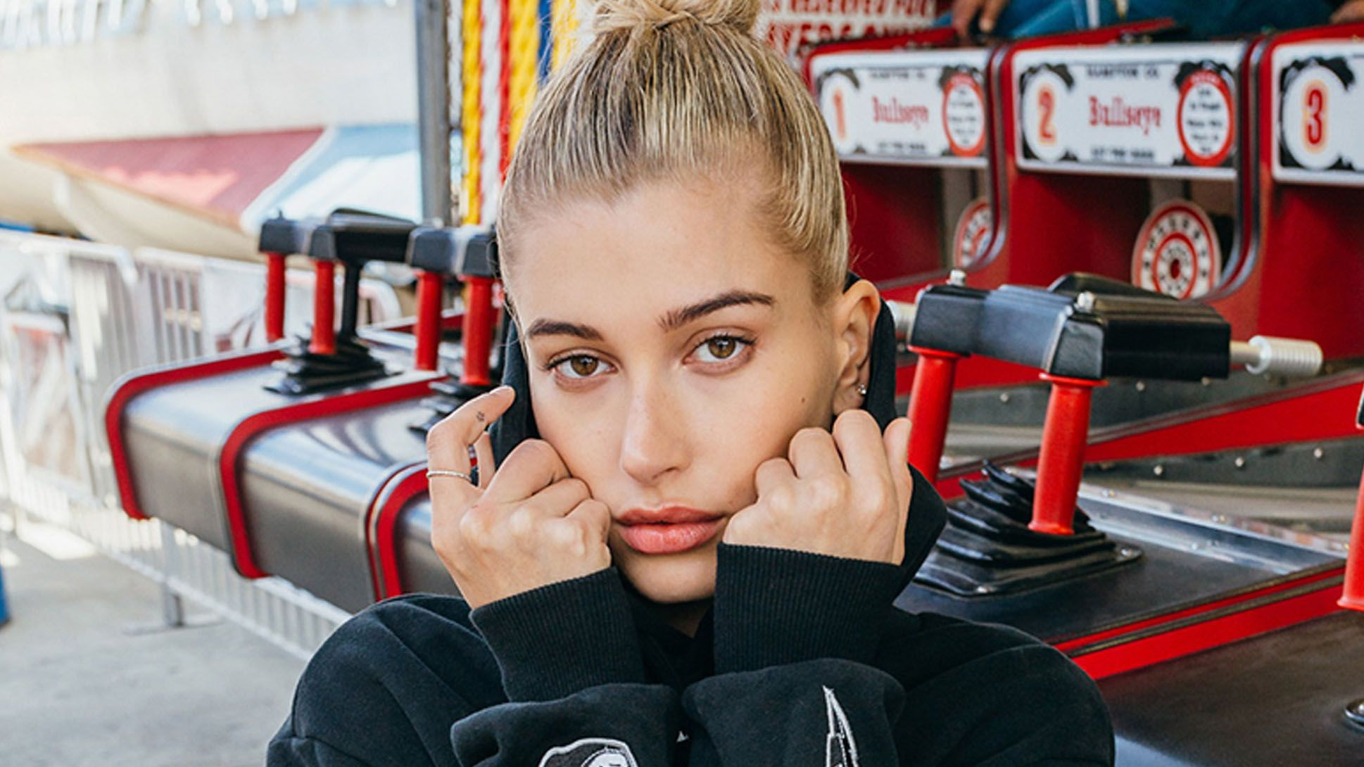 """<p>The movie update of The Mighty Morphin Power Rangers won't be                                                                 released until March but New York label Kith has jumped on the merchandising                                                                 train, enlisting model of the moment and Harper's Bazaar Australia cover star<a href=""""http://honey.nine.com.au/2016/10/10/07/22/hailey-baldwin-harpers-bazaar-cover"""" target=""""_blank"""">Hailey Baldwin</a> to front a collection                                                                 inspired by the superheros. </p>                                                                 <p><br />                                                                 The hoodie-heavy range from Kith founder Ronnie Fieg                                                                 comes in black, red, yellow and pink with embroidered helmets and lightning bolts                                                                 adding Power Ranger appeal.</p>                                                                 <p><br />                                                                 """"Part of our brand image and part of who we                                                                 are as a brand goes back to the most influential years of my life, which were                                                                 the '90s, growing up,"""" Fieg told US <em>Vogue</em>. """"It's important for us to pay homage                                                                 to any of the things that made us who we are today.""""</p>                                                                 <p><br />                                                                 Kith's fixation                                                                 with childhood cartoon shows was revealed last month on the catwalk at New York                                                                 Fashion Week with """