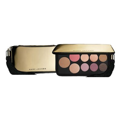 """Marc Jacobs Objects of Desire Palette, $110 at <a href=""""http://www.sephora.com.au/products/marc-jacobs-beauty-objects-of-desire-face-palette/v/default-aa6e8449-bb42-4d4a-b205-5c54ac7925bf"""" target=""""_blank"""">Sephora</a><br>"""