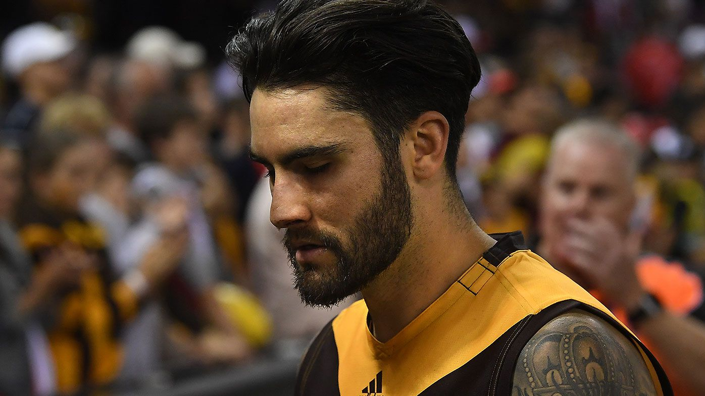 Hawthorn's Chad Wingard reveals incidents of racism from early in his career