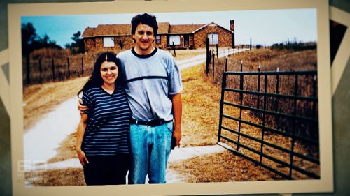 In 1998, Louise and David Turpin withdrew not only from their family, but also from the outside world. Picture: Supplied