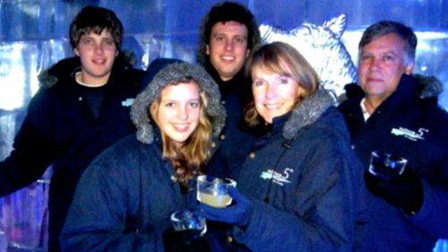 Van Breda murdered his mother, father and brother with an axe and attempted to murder his sister.