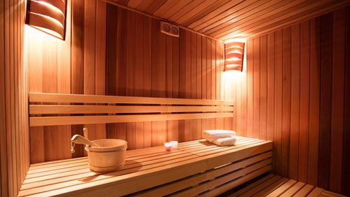 Mother and daughter die in sauna after becoming trapped when door handle breaks