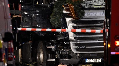 The aftermath of Berlin's fatal Christmas truck attack (Gallery)