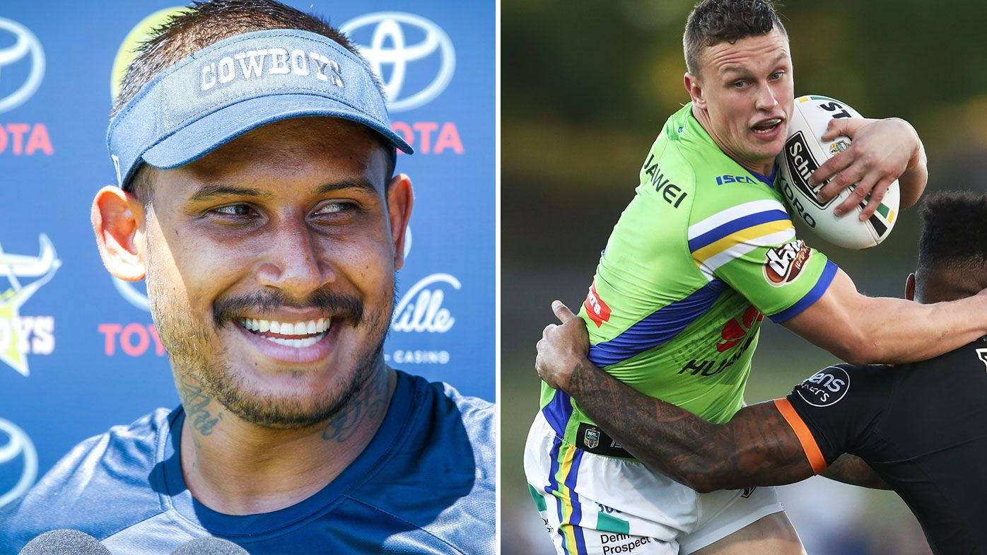 NRL: Jack Wighton on last chance at Canberra Raiders