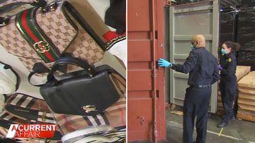 The Australian Border Force war on counterfeit goods