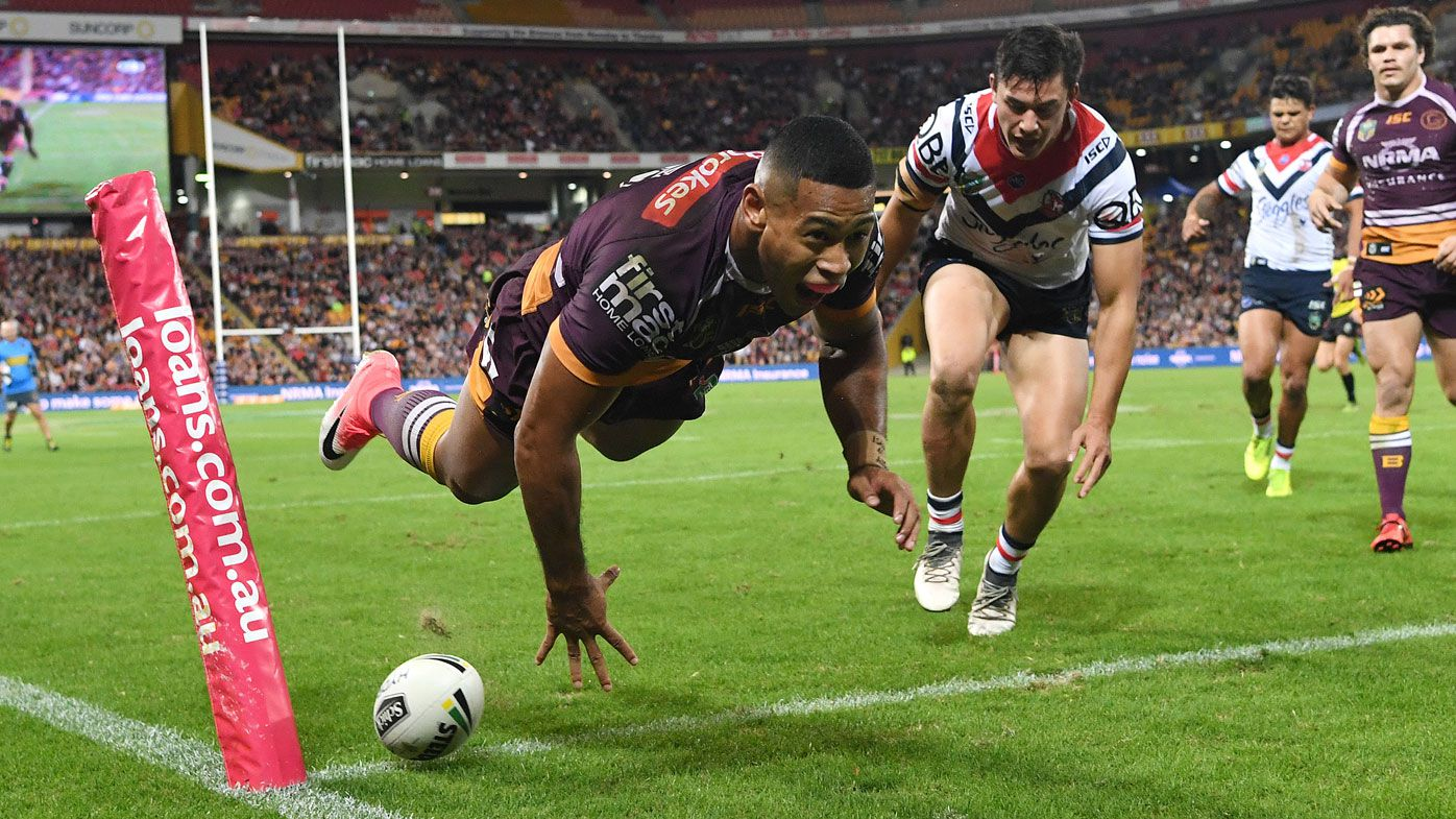 NRL: Sydney Roosters reportedly 'very keen' on signing Brisbane Broncos starlet Jamayne Isaako