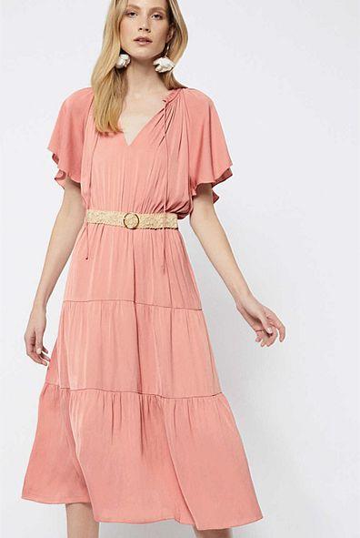 Witchery, Gypsy Dress, $149.95