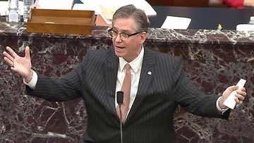Bruce Castor's opening argument in the impeachment trial has been widely panned.