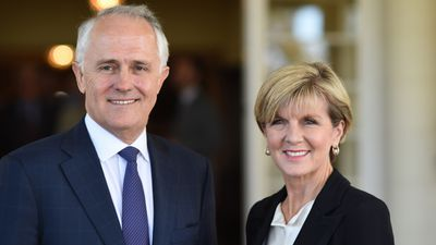 <p>Julie Bishop will continue as Minister for Foreign Affairs and Deputy Leader of the Liberal Party. </p><p>(AAP)</p>