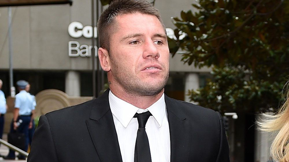 Kenny-Dowall opens up on court ordeal