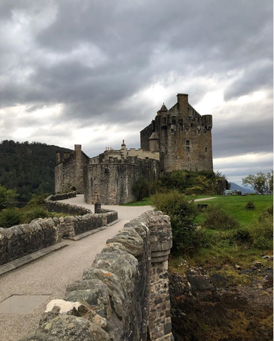 Built in the 13th century Eilean Donan castle is worth a stop either on your way to or from the Isle of Skye.