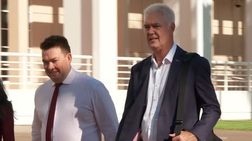 Former NT top cop on trial over travel rort