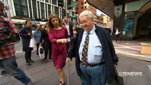 Victor Higgs has been found guilty of repeatedly indecently assaulting six teenage boys at Saint Ignatius' College, Riverview in Sydney between 1972 and 1980.