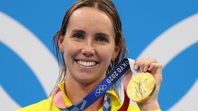 Tokyo 2021: Emma McKeon, 50m freestyle