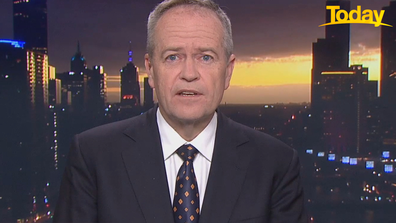 Bill Shorten said 'big changes' are needed to fix the 'shocking' aged care sector.