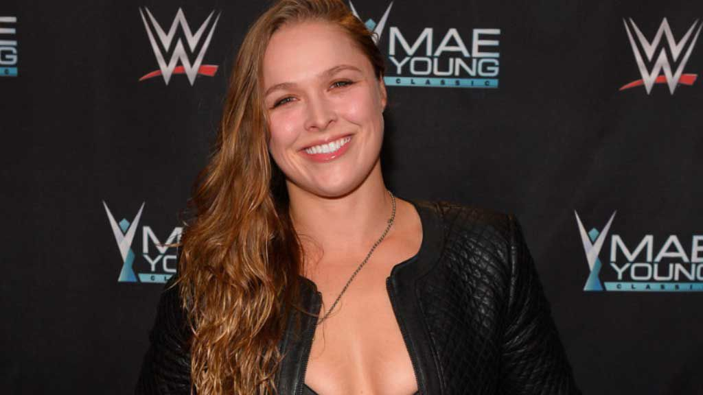 Rousey could fight again
