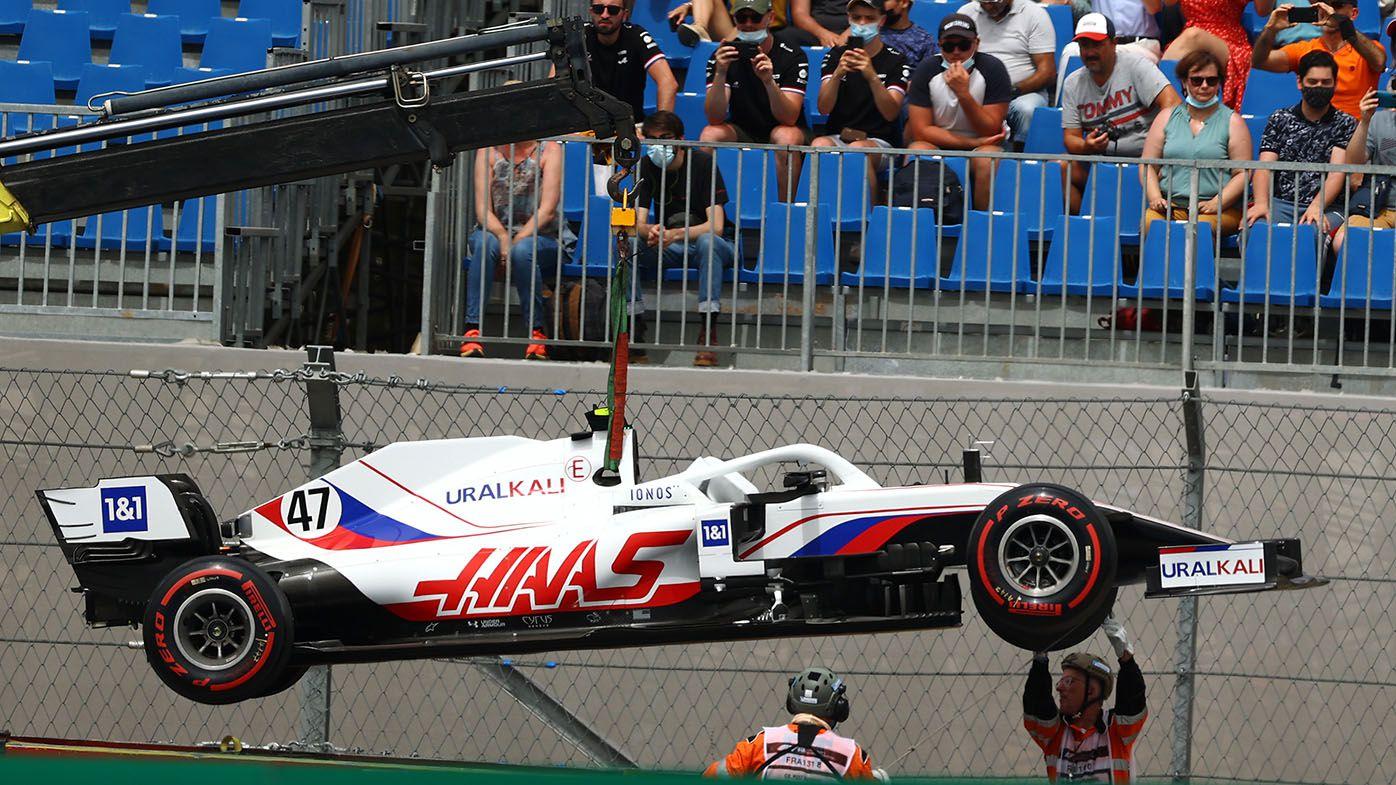 Max Verstappen claims pole at F1 French Grand Prix, Daniel Ricciardo 10th on grid