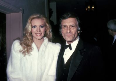 Hugh Hefner, wives and girlfriends, through the years, explainer, Shannon Tweed