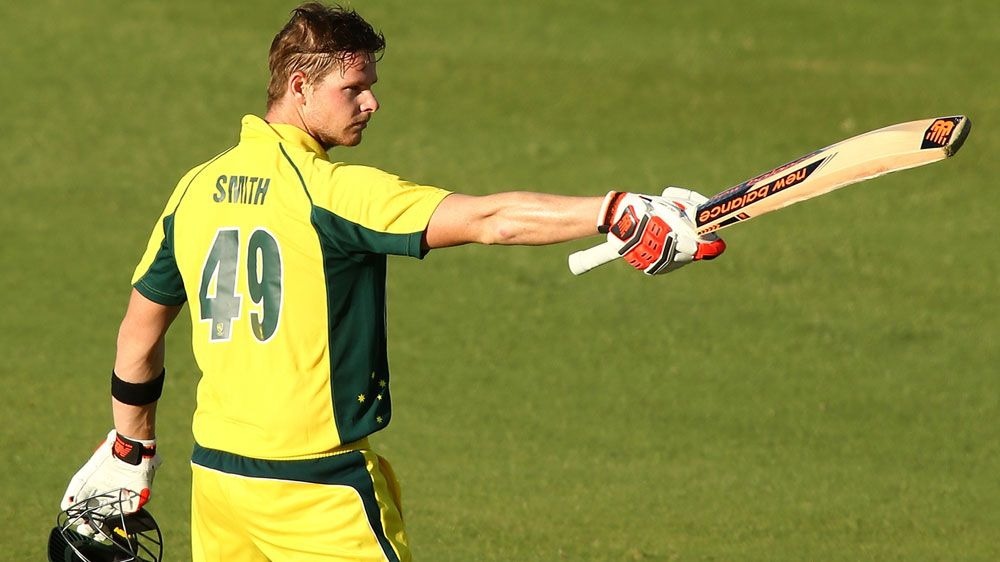 Smith, Bailey tons steer Aussies home