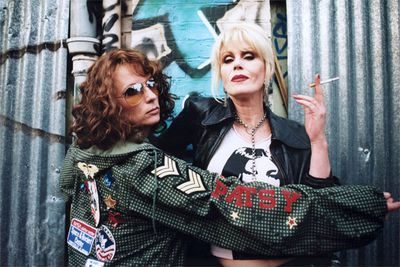 Without these two, we wouldn't have an arsenal of hilarious <i>Ab Fab</i> quotes to justify our daytime drinking and bad parenting.