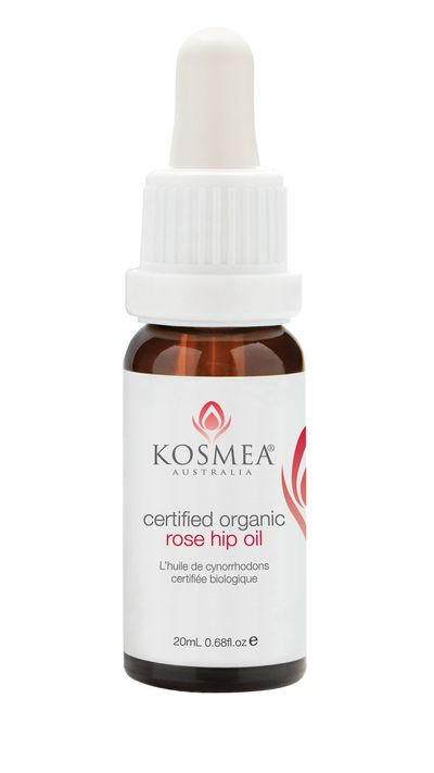 "<p><a href=""http://www.kosmea.com.au/product/2/certified_organic_rose_hip_oil_42ml"" target=""_blank"">Certified Organic Rose Hip Oil, $44.95 (42ml), Kosmea</a></p>"