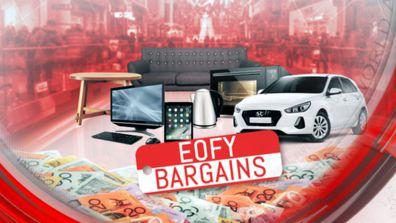 EOFY bargains