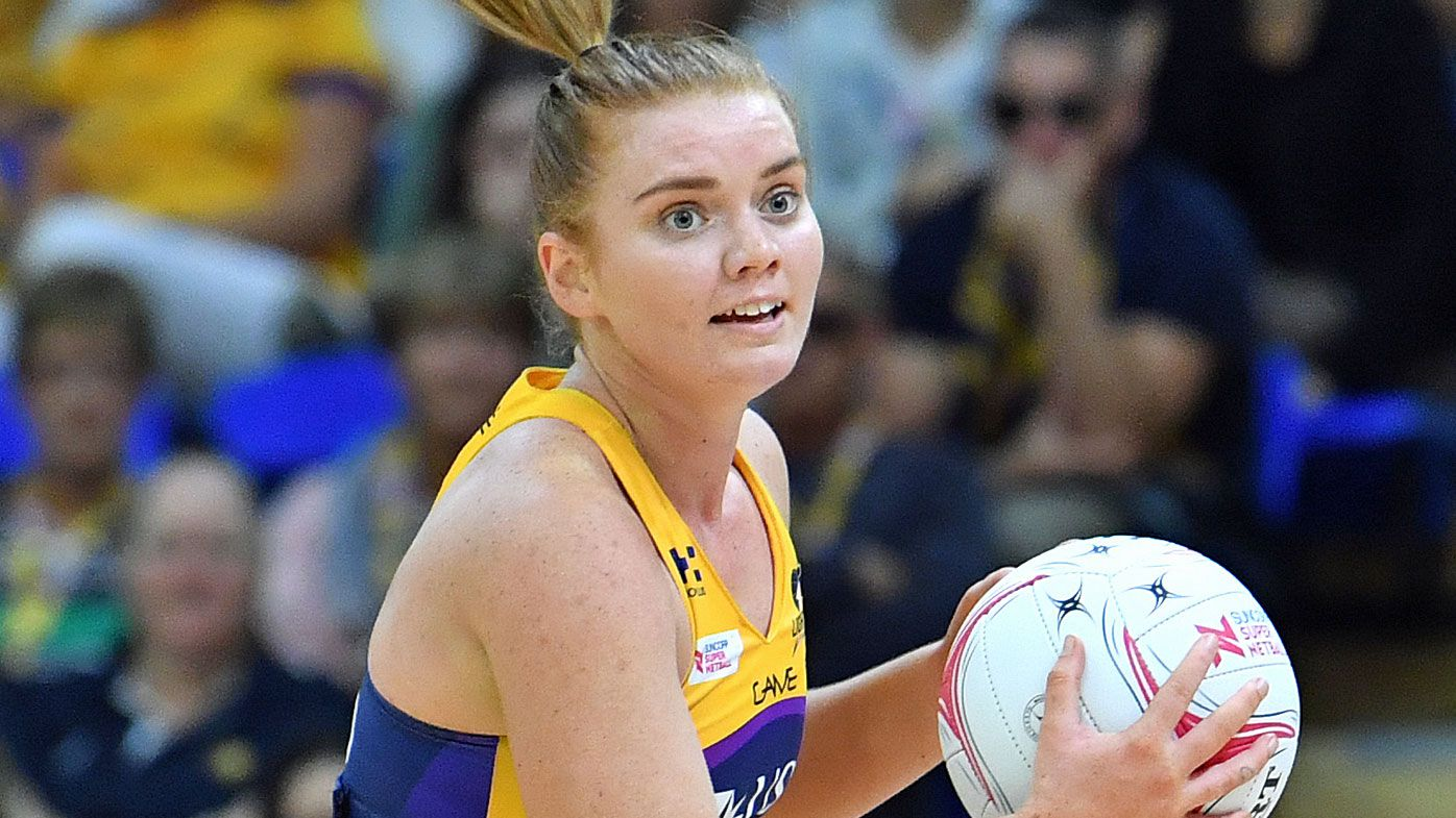 Sunshine Coast Lightning star Stephanie Wood shares tumultuous journey to 2018 Super Netball grand final