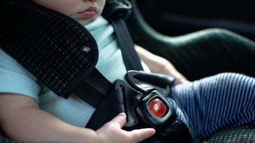 Boy, four, reports babysitter to US cops for locking seven children in hot car