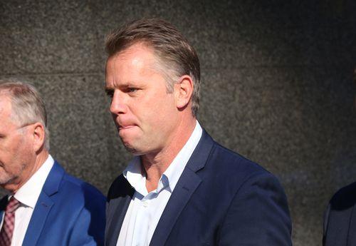 Ex-AFL star Archer in court for punch case
