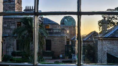 <strong>SYDNEY OBSERVATORY</strong>