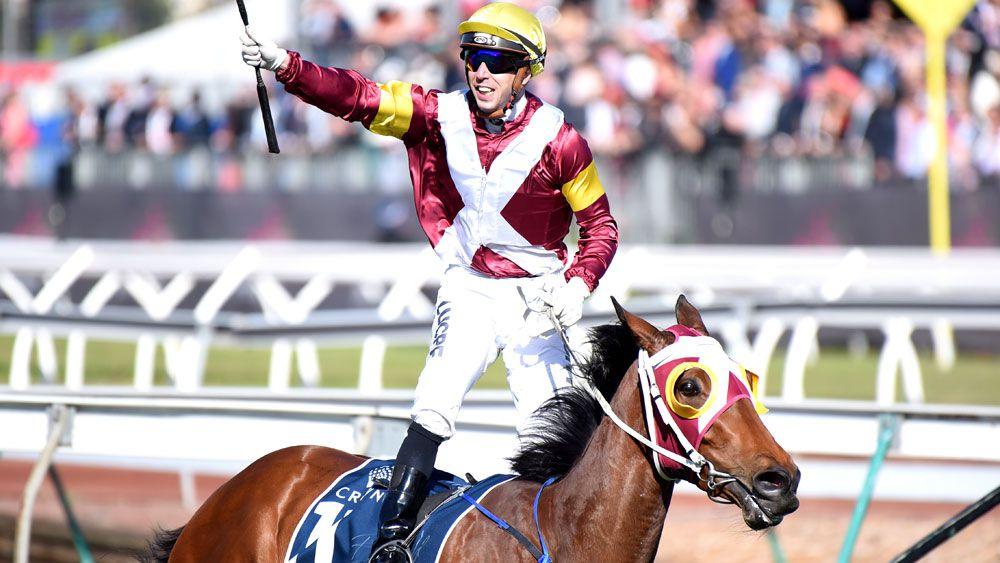 Jockey Avdulla fined after Oaks win