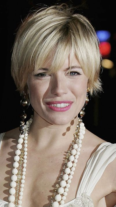 <p><strong>The pixie</strong><br>At the premiere of Casanova in 2006.&nbsp;</p>