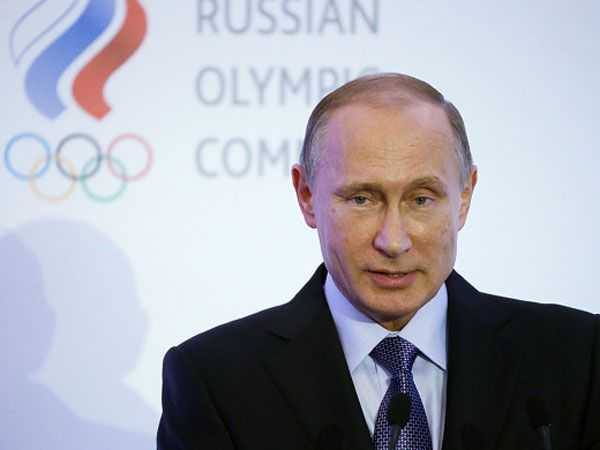 Russia dismisses doping claims as 'groundless'