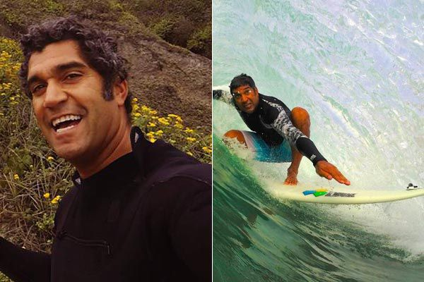 Neil Dana was Mr Woodman's roommate at University of California and GoPro's first employee. (Facebook/Twitter)