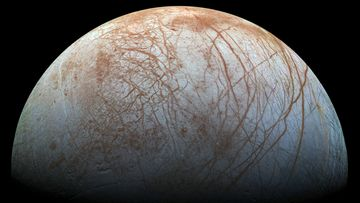 The search for life under the icy crust of Jupiter's frozen moon