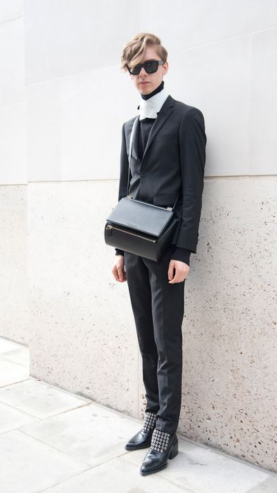 <p>This commitment to sharp tailoring would be an asset to your work wardrobe.</p>