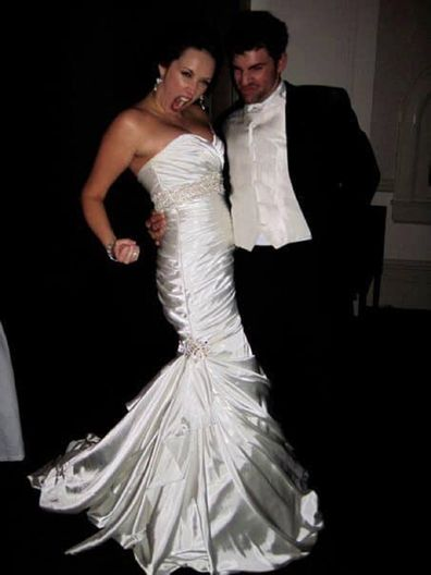 Joanne and Andre Bentley were married on 13 May 2011.