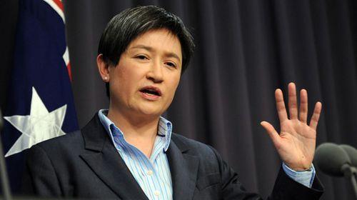 Labor Senator Penny Wong. (AAP)