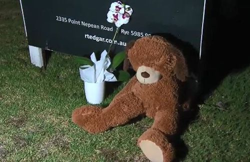 Nearby residents have paid their respect for the young boy. (9NEWS)