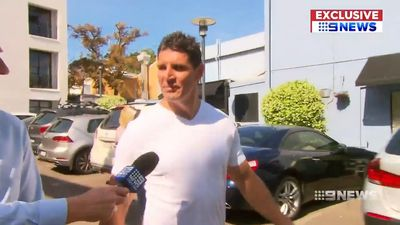 Trent Barrett has 'no idea' on where he stands with Manly Sea Eagles after Des Hasler deal