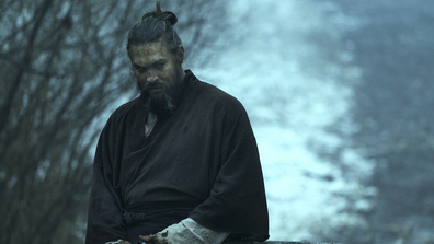Mamoa is captivating as Baba Voss in 'See'.