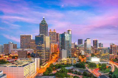 15. Atlanta, United States