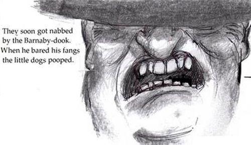 Local artist rewrites ending to the Johnny Depp and Barnaby Joyce dogs saga